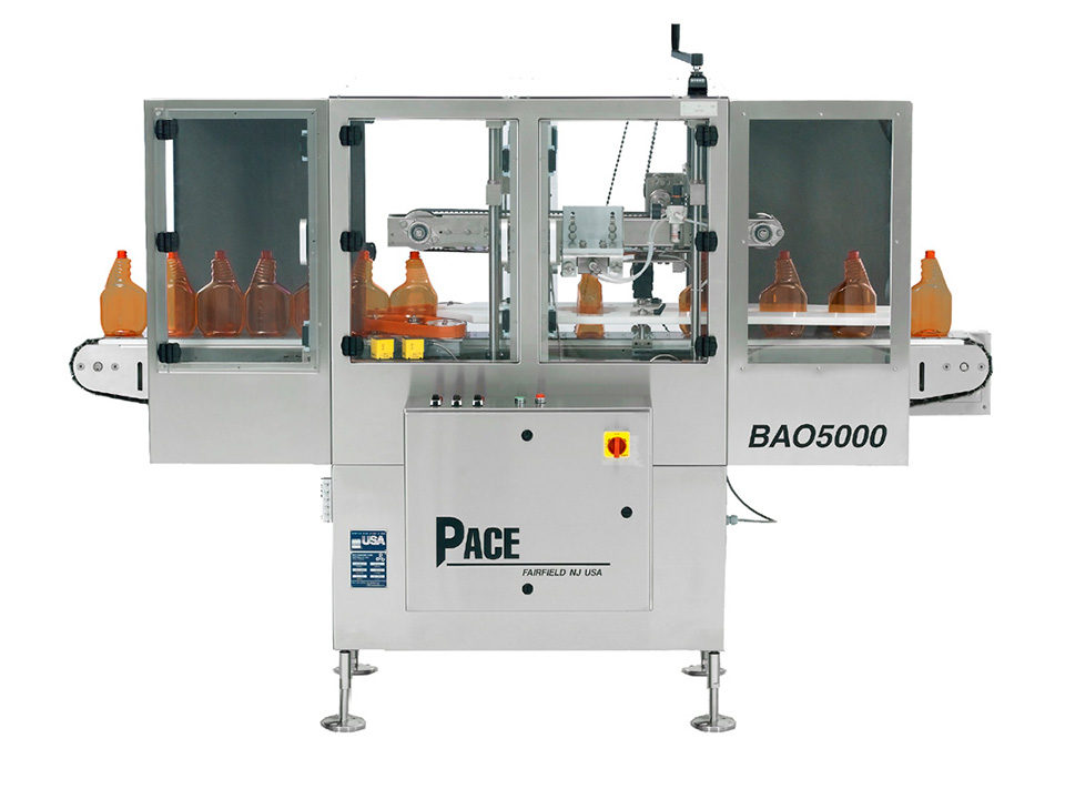 Bottle Orientor Model Bao 5000 Old
