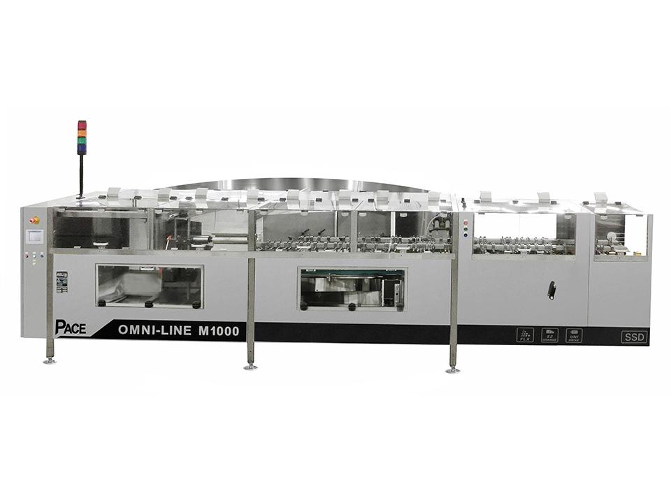 Omni Line Bottle Unscrambler Model 1000 Ssd